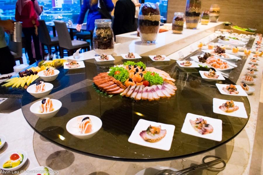 swiss garden hotel buffet melaka