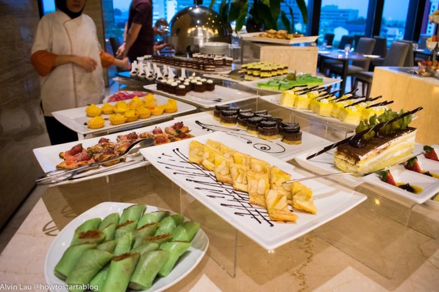 swiss garden hotel melaka buffet dinner