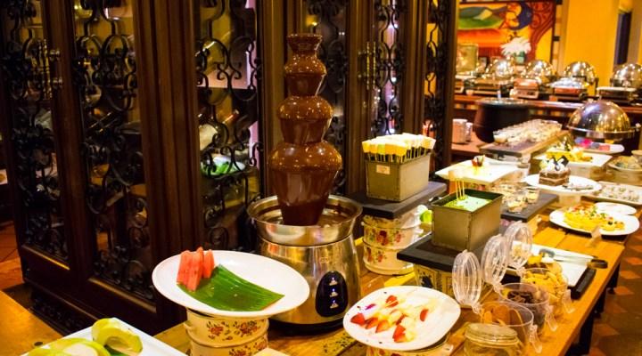 Buffet Dinner At Casa Del Rio Melaka