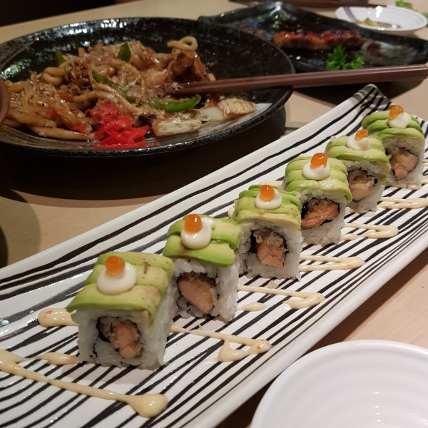 sushi zanmai melaka