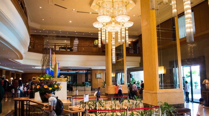 High Tea Buffet At Ramada Plaza Hotel Melaka