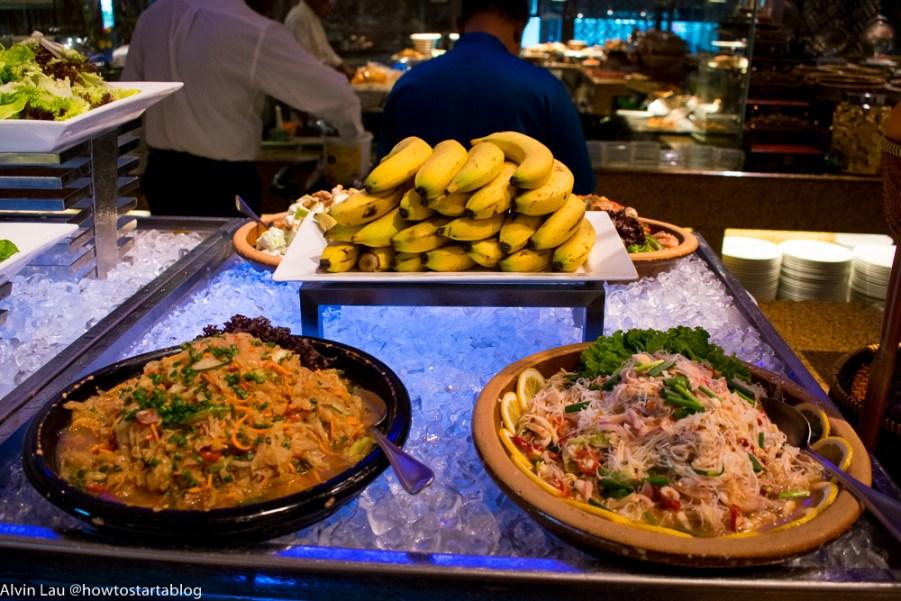 ramada plaza hotel buffet review