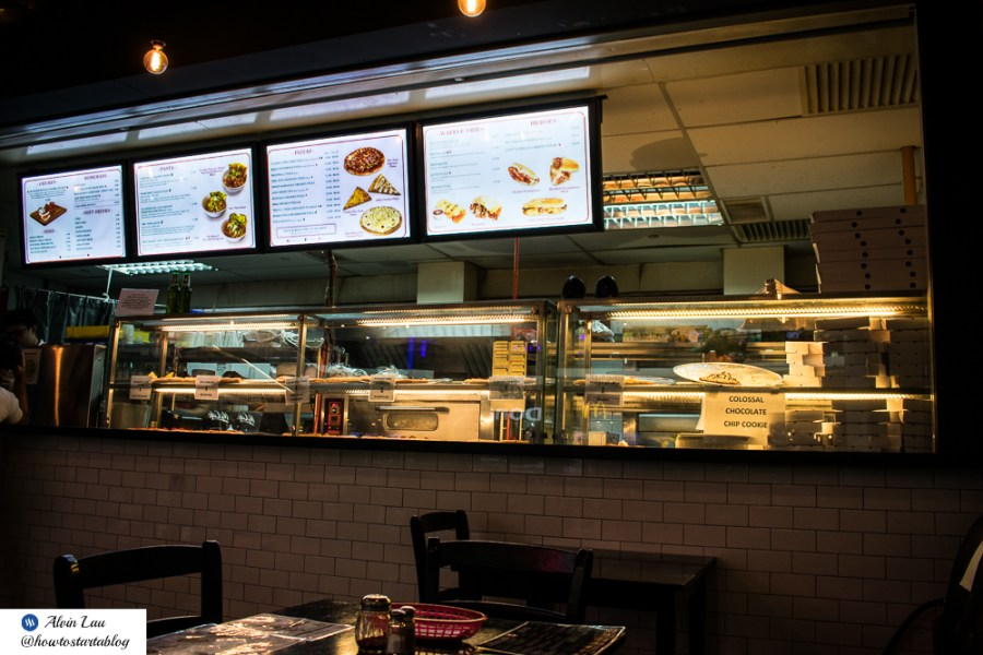 mikey's new york pizza midvalley megamall