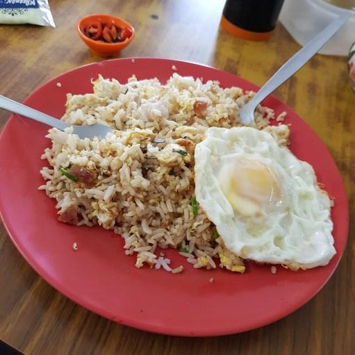 лучшая еда в мелаке - скоро hiong