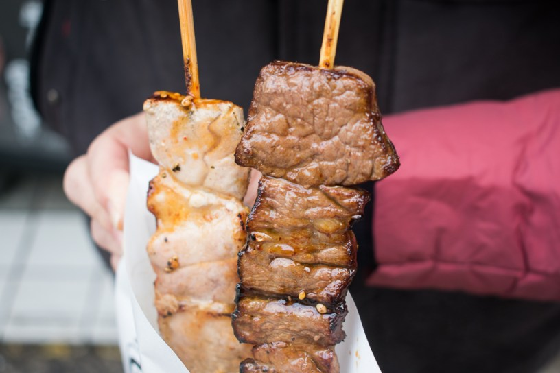 what to eat in akihabara