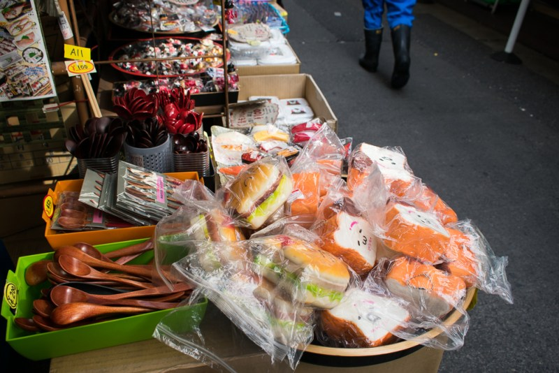 what to buy at tsukiji market