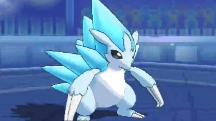 top ice type pokemon