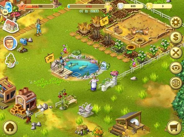 top 10 games like harvest moon