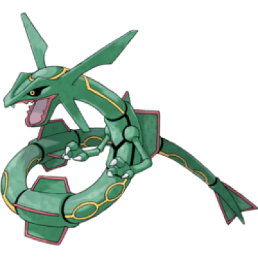 dragon type pokemons