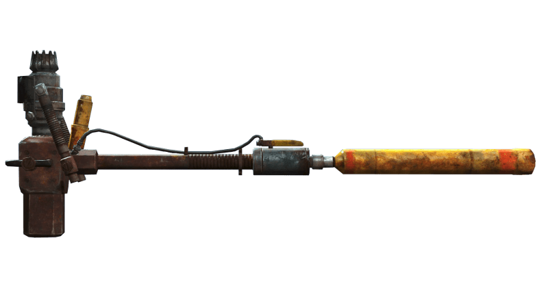 good melee weapon fallout 4