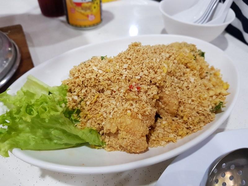 butter prawns singapore