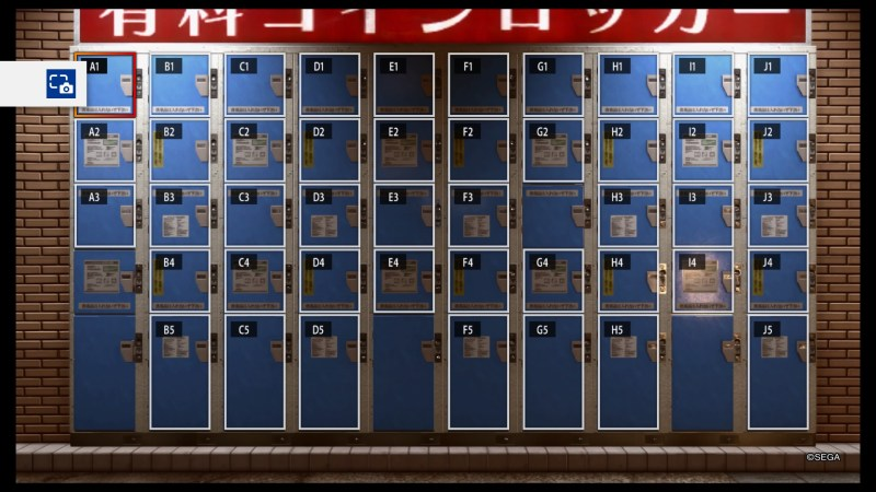 yakuza kiwami 2 lockers