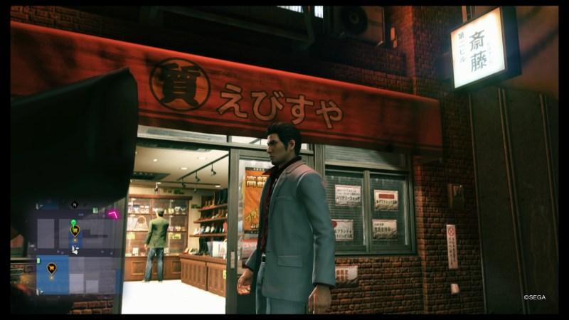yakuza kiwami 2 where is the pawn shop