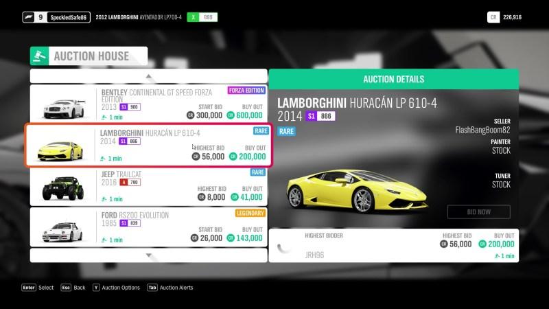 Forza Horizon 4 make money fast