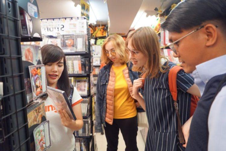 akihabara magical trip explanation