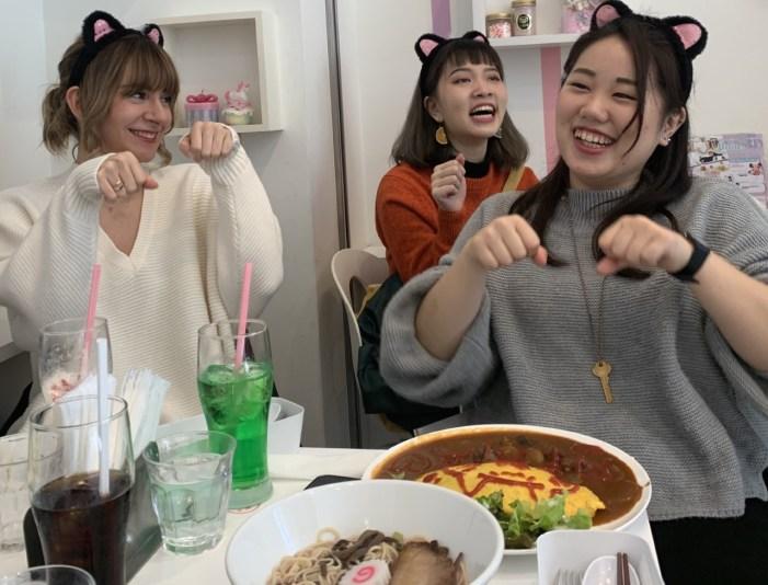 akihabara maid cafe