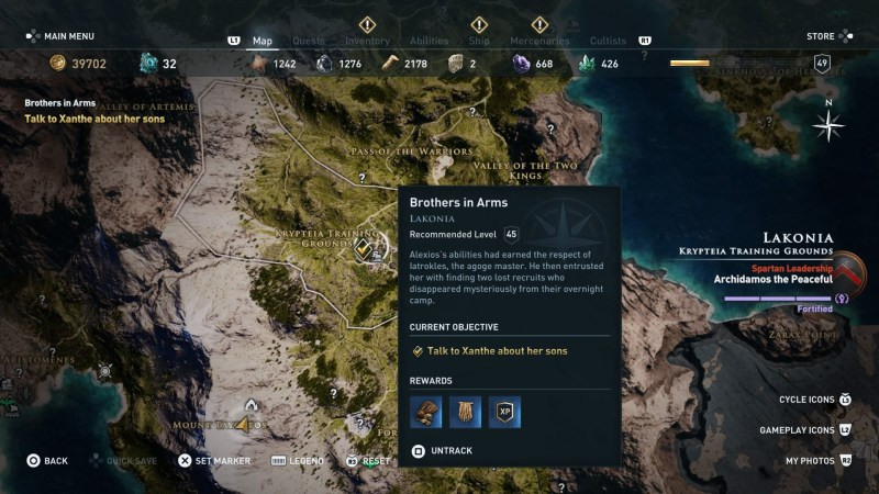 assassins-creed-odyssey-brothers-in-arms-mission-walkthrough