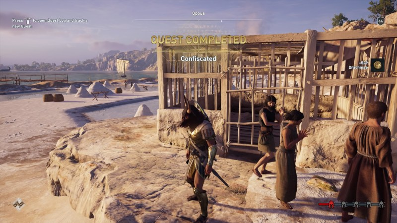 assassins-creed-odyssey-confiscated-walkthrough