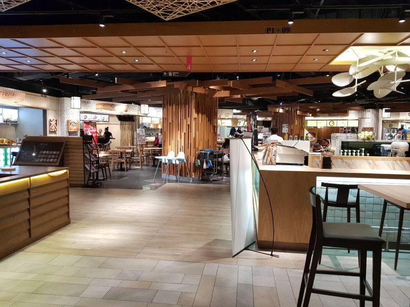 j's gate dining review