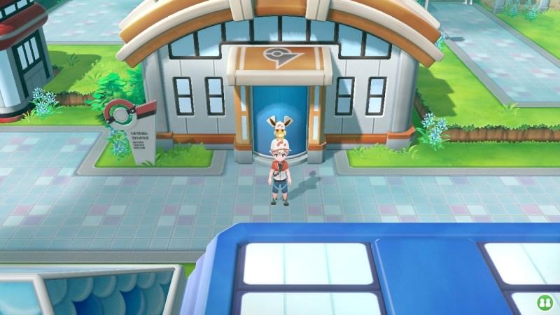 pokemon let's go misty gym