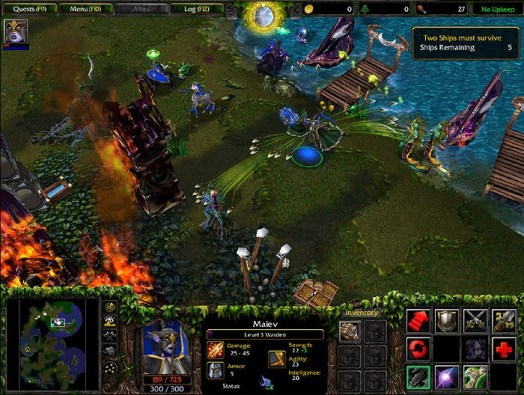 rts games online