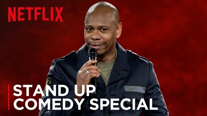 top 10 stand up comedy specials in netflix