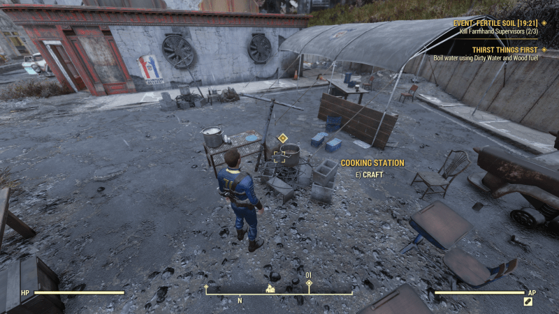 fo76 thirst things first quest