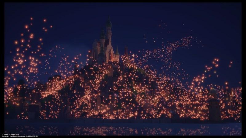 kingdom-hearts-3-kingdom-of-corona-lantern-show
