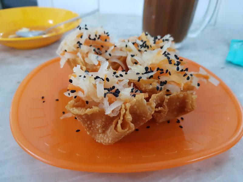 kong heng restaurant - what to eat