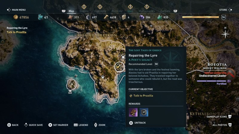 assassins-creed-odyssey-repairing-the-lyre-walkthrough-guide