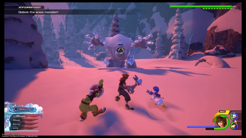 kingdom-hearts-3-arendelle-north-mountain-defeat-ice-giant