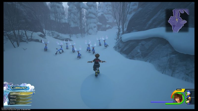 kingdom-hearts-3-arendelle-north-mountain-find-elsa