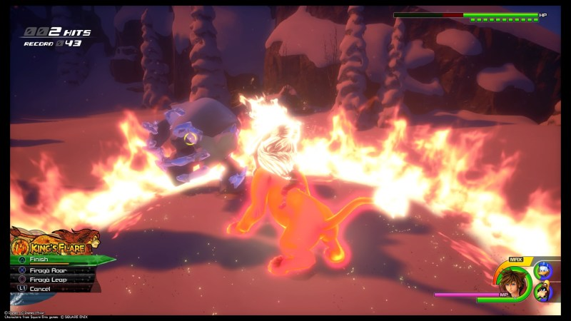 kingdom-hearts-3-arendelle-north-mountain-how-to-defeat-ice-giant