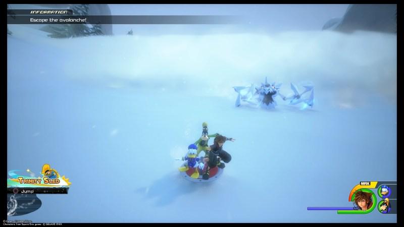 kingdom-hearts-3-arendelle-the-north-mountain-escape-the-avalanche