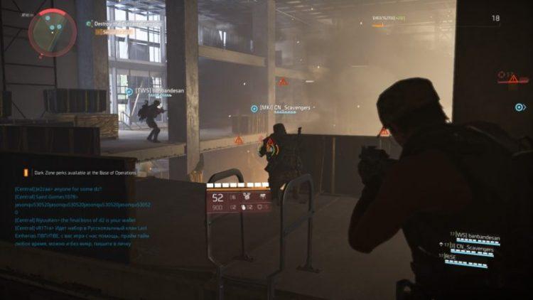 DCD Headquarters - The Division 2 Walkthrough - Ordinary ...
