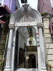 Cagaloglu-Hamami-Entrance