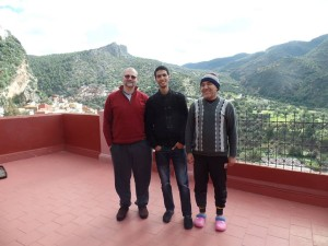 Thomas, Taoufik and Hassin