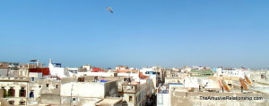 Essaouira rooftops