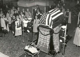 Commemorazione di un Confratello Americano Ordine Militare S. Brigida
