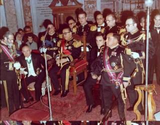 cerimonia di investitura nuovi Cavalieri dellOrdine Militare di S. Brigida