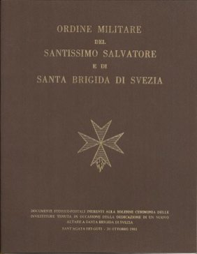 documenti-storici-postali-Ordine-Militare-S.-Brigida