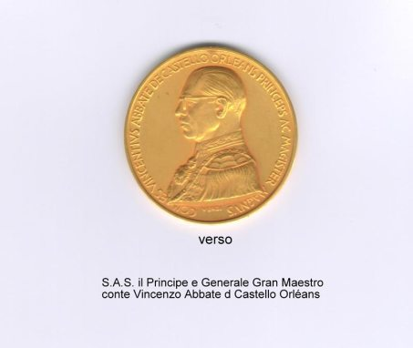 medaglia-conte-Vincenzo-Abbate-de-Castello-jr-Gran-Maestro-Ordine-Militare-S.-Brigida