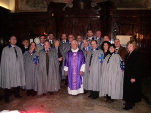 Cavalieri e Dame di Santa Brigida - delegazione Napoli