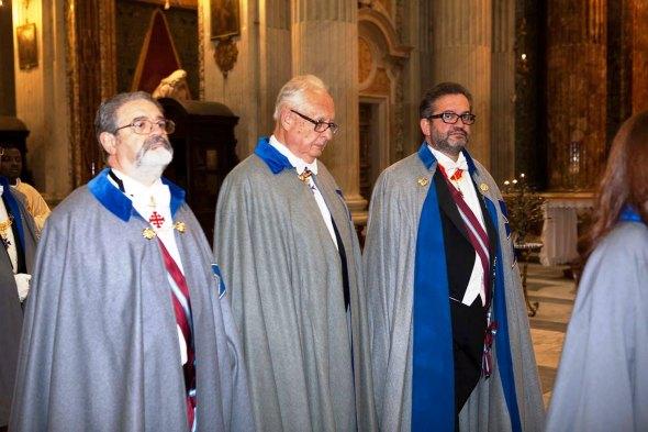 8 b dignitari Ordine S. Brigida