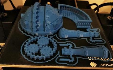 Impressora 3D Escenografia