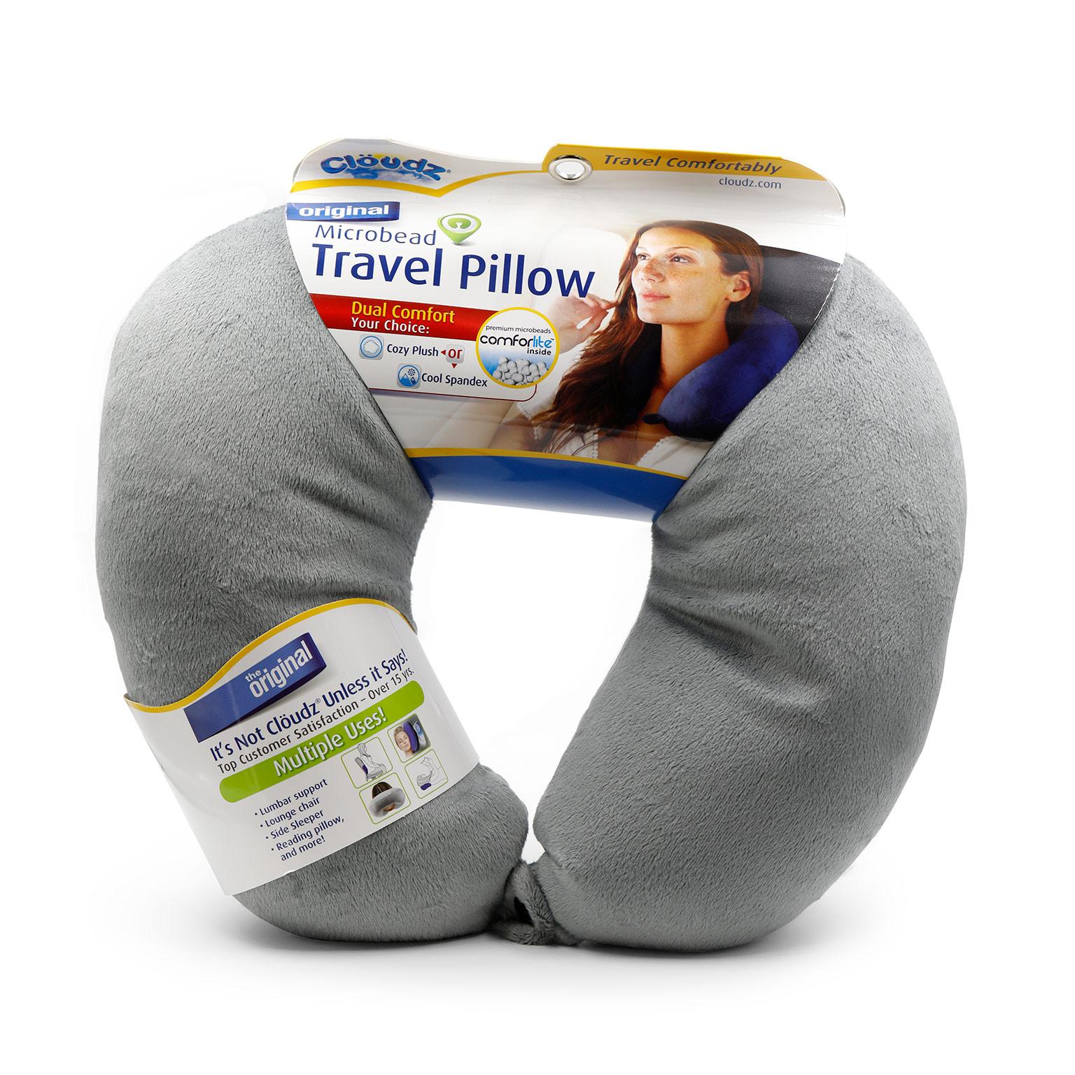 cloudz travel neck pillow available