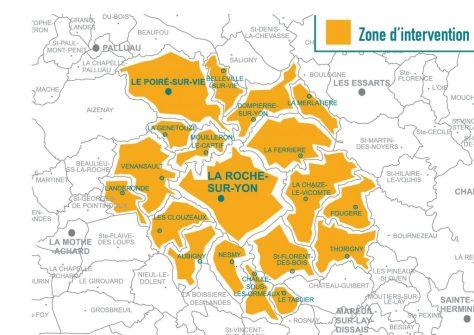 zone intervention ordysouris