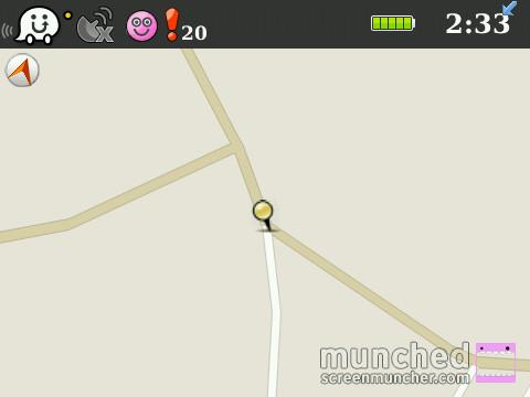 Mappa Waze