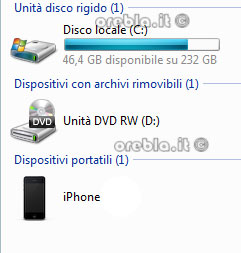 Visualizzare data foto scattate con iPhone: usando il PC