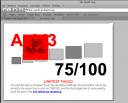 Screenshoot: Safari 3.1 Test Acid 3